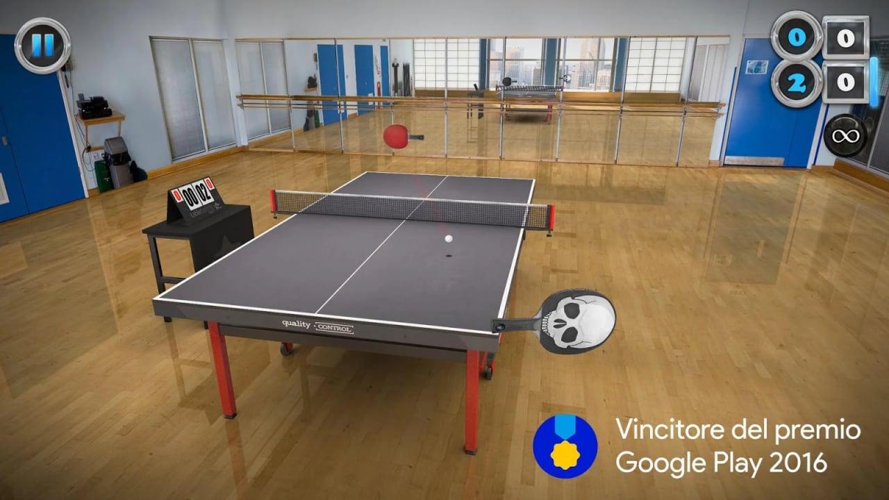 Table Tennis Touch e Photo Studio PRO sono le app a 0,10€ della settimana