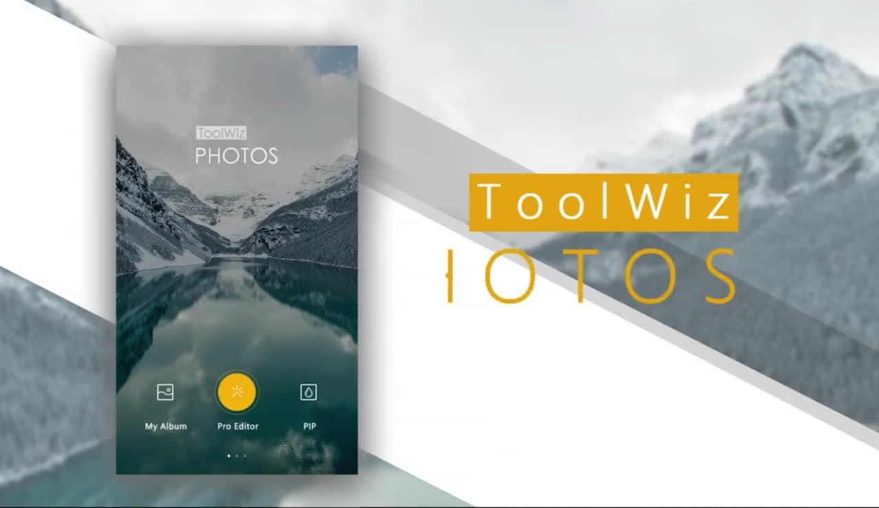 Toolwiz Photos: l'ultimo editor fotografico di cui avrete bisogno! (foto e video)