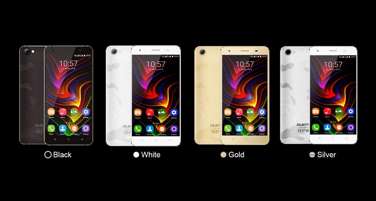 OUKITEL C5 Pro è ufficiale: smartphone entry level solo per stomaci forti