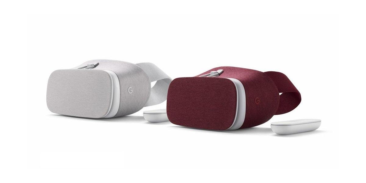 Daydream View rosso e bianco in arrivo (non in Italia), in perfetto tema natalizio!