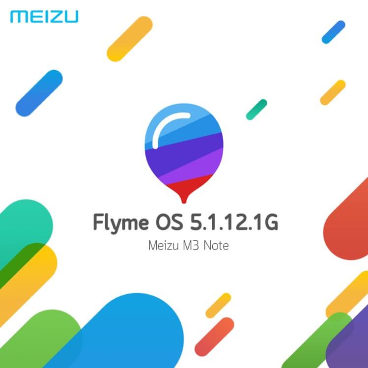 Problemi al 3G del vostro Meizu M3 Note? Scaricate questa nuova versione della Flyme