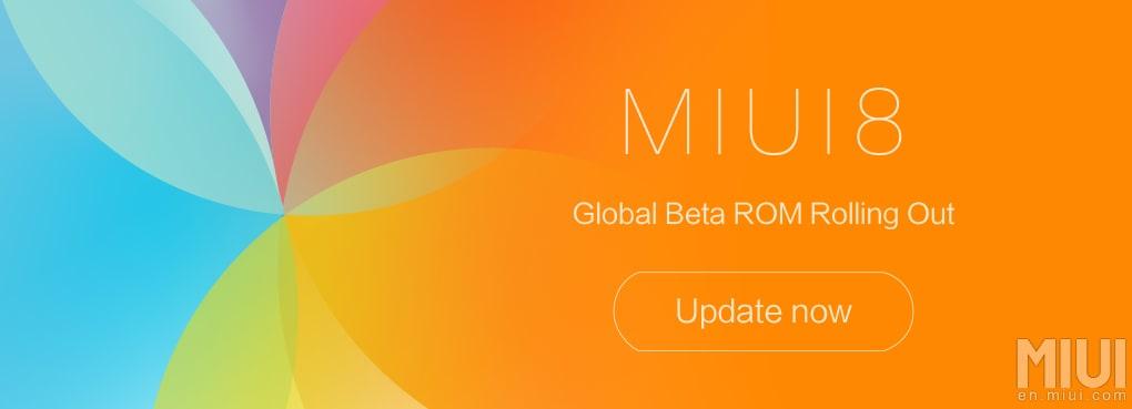 MIUI 8 Global Beta 7.1.19 in rollout con Nougat per Mi5 (foto)