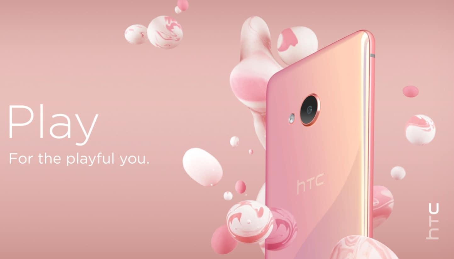 HTC U Play Ufficiale