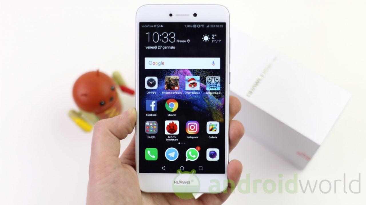 Android Oreo Huawei P8 Lite 2017 – Idea di immagine del torta