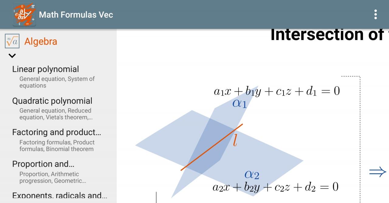 Math Formulas: l'app irrinunciabile per gli studenti di matematica (foto)