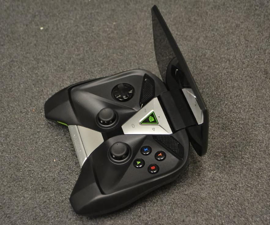 Prime immagini di NVIDIA Shield Portable 2: vedrà mai la luce? (foto)