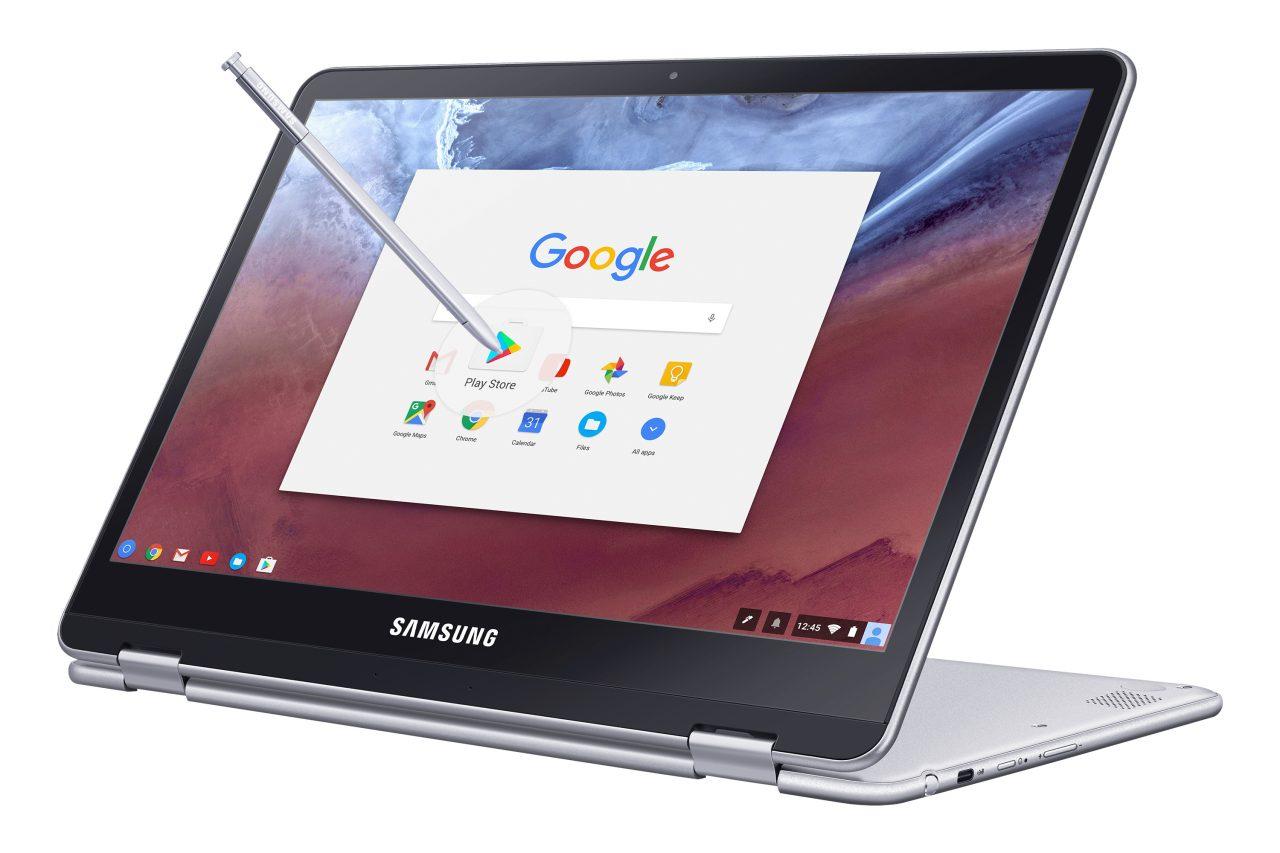 Tutti i Chromebook del 2017 (e successivi) supporteranno le app Android