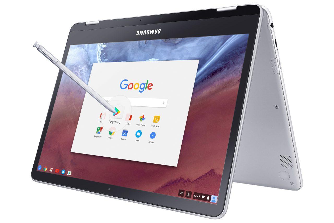 Samsung e Google hanno fatto due bei Chromebook, pensati per le app Android (foto)
