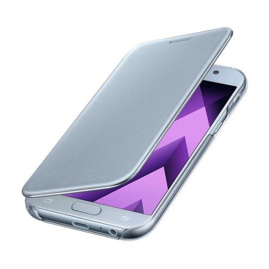 Clear View S View E Neon Flip Per Galaxy A3 2017 E A5
