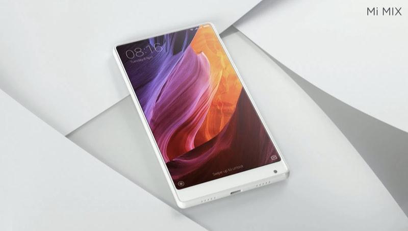 Xiaomi Mi MIX bianco
