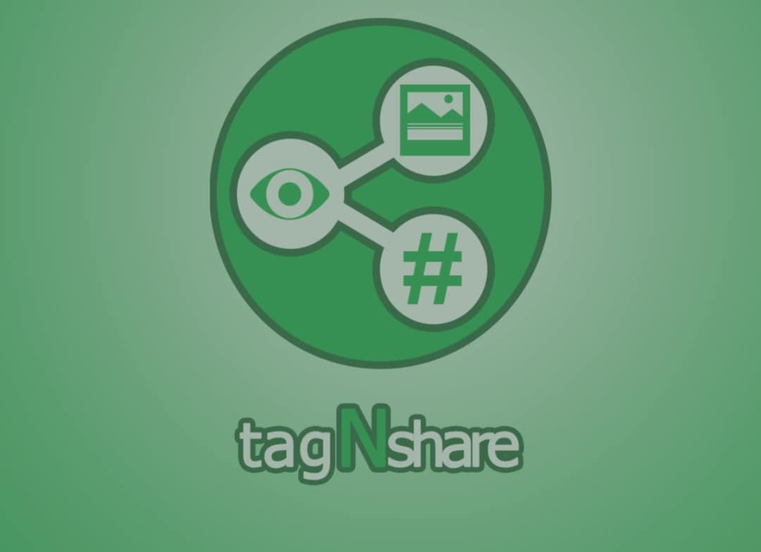 TagNShare, l'app gratuita che osserva le vostre foto e vi propone gli hashtag più adatti (foto)