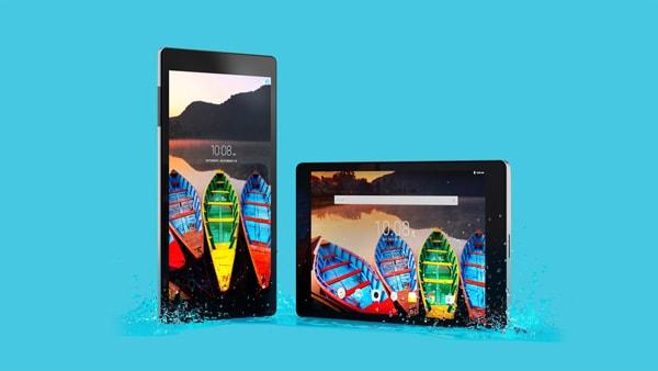 Specifiche tecniche e prime immagini del tablet Lenovo Tab3 8 Plus