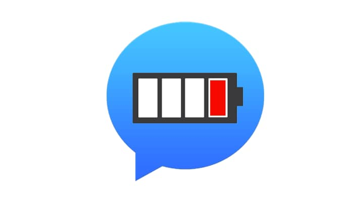 messenger-batteria