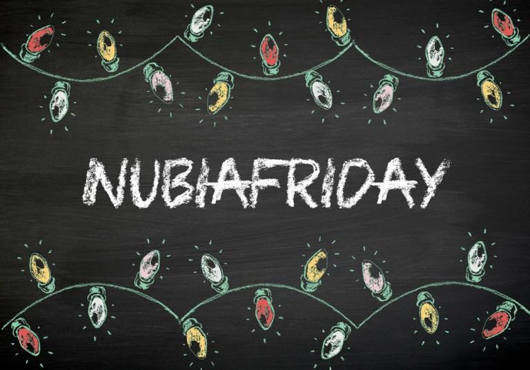 Nubia lancia il giorno degli sconti #nubiaFriday ed aggiorna lo Z11 Max