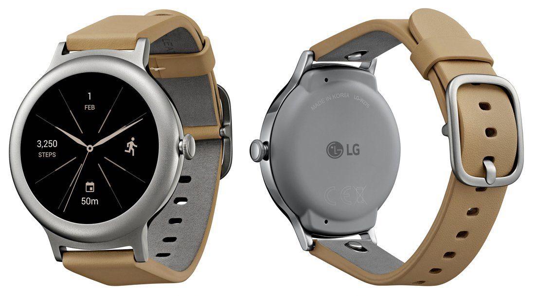 Ecco a voi LG Watch Style in tutto il suo splendore (e senza sfocatura) (foto)