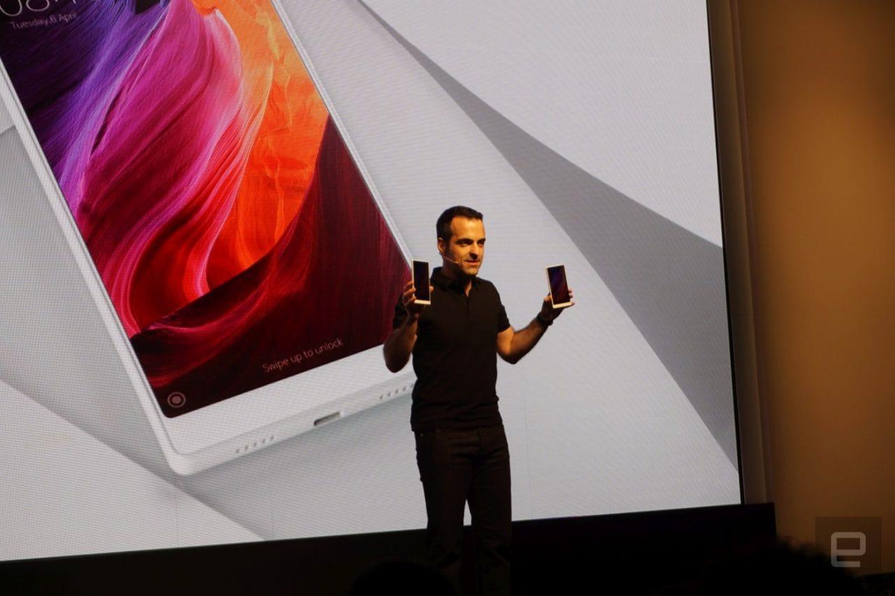 Xiaomi Mi MIX Evo è su Geekbench con Snapdragon 835 (aggiornato: fake)