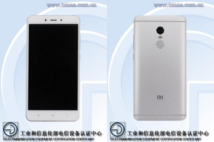 Xiaomi Redmi Note 4X si fa vedere nelle prime immagini reali (foto)