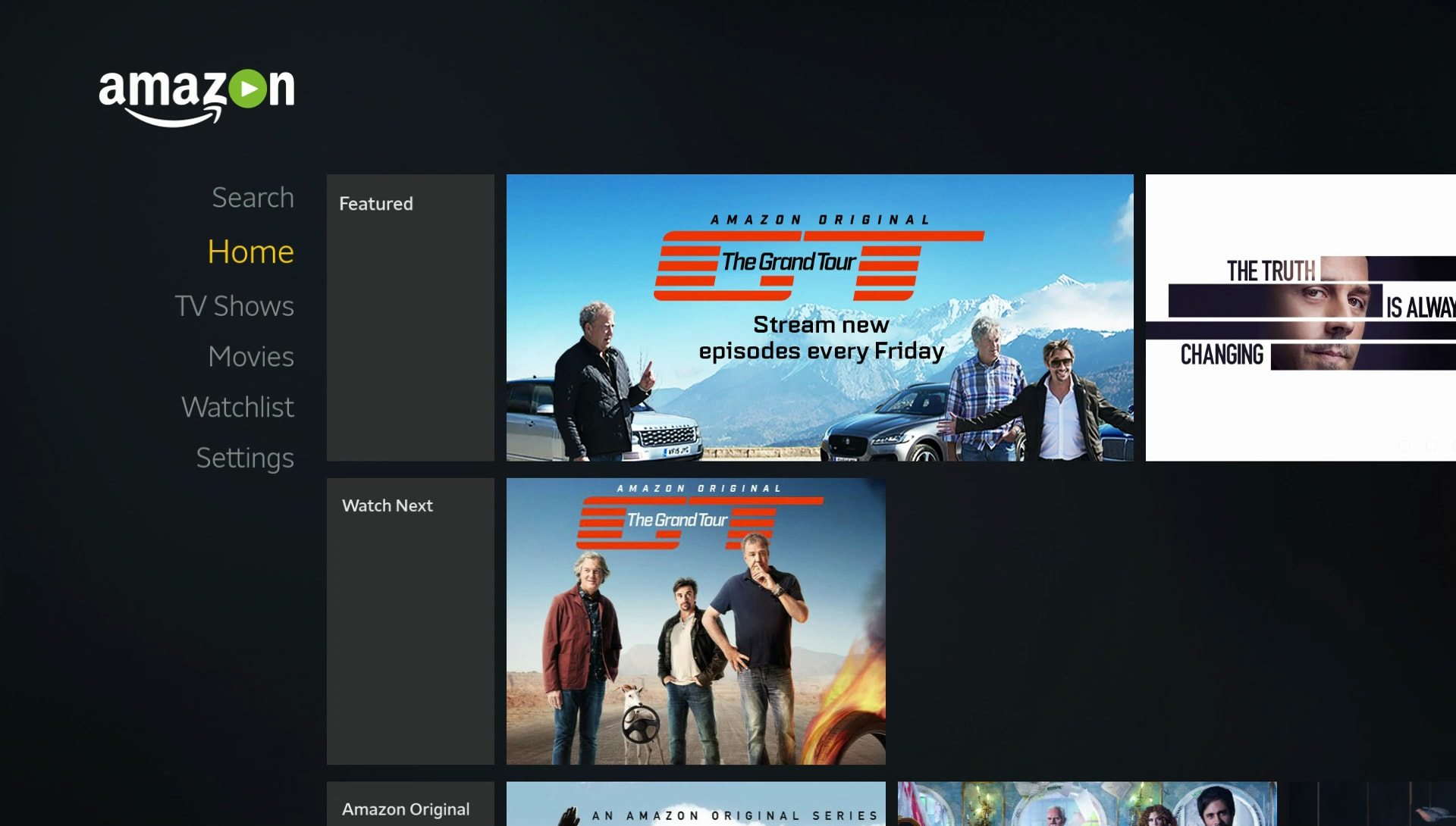 how to play prime video on tv