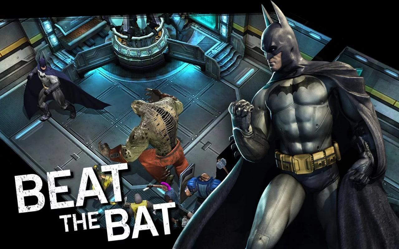 Batman: Arkham Underworld disponibile gratuitamente anche per Android