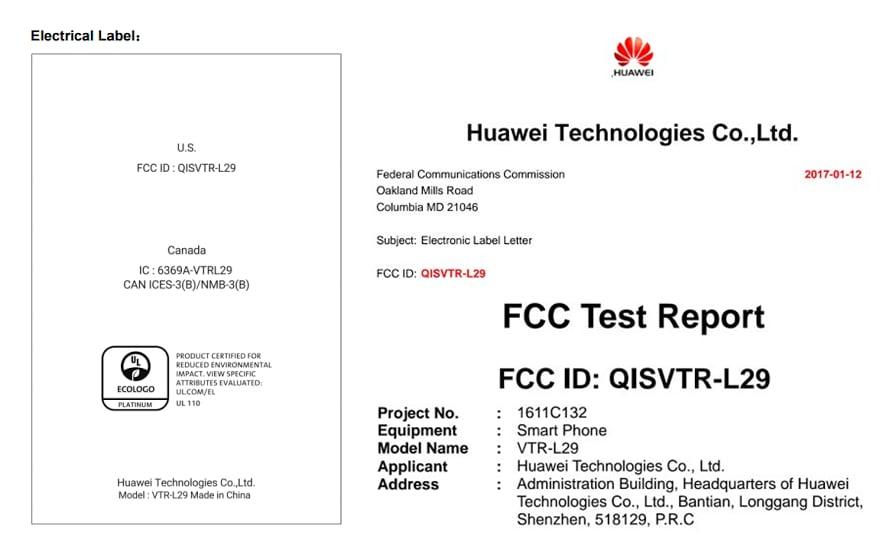 huawei-p10-fcc-1