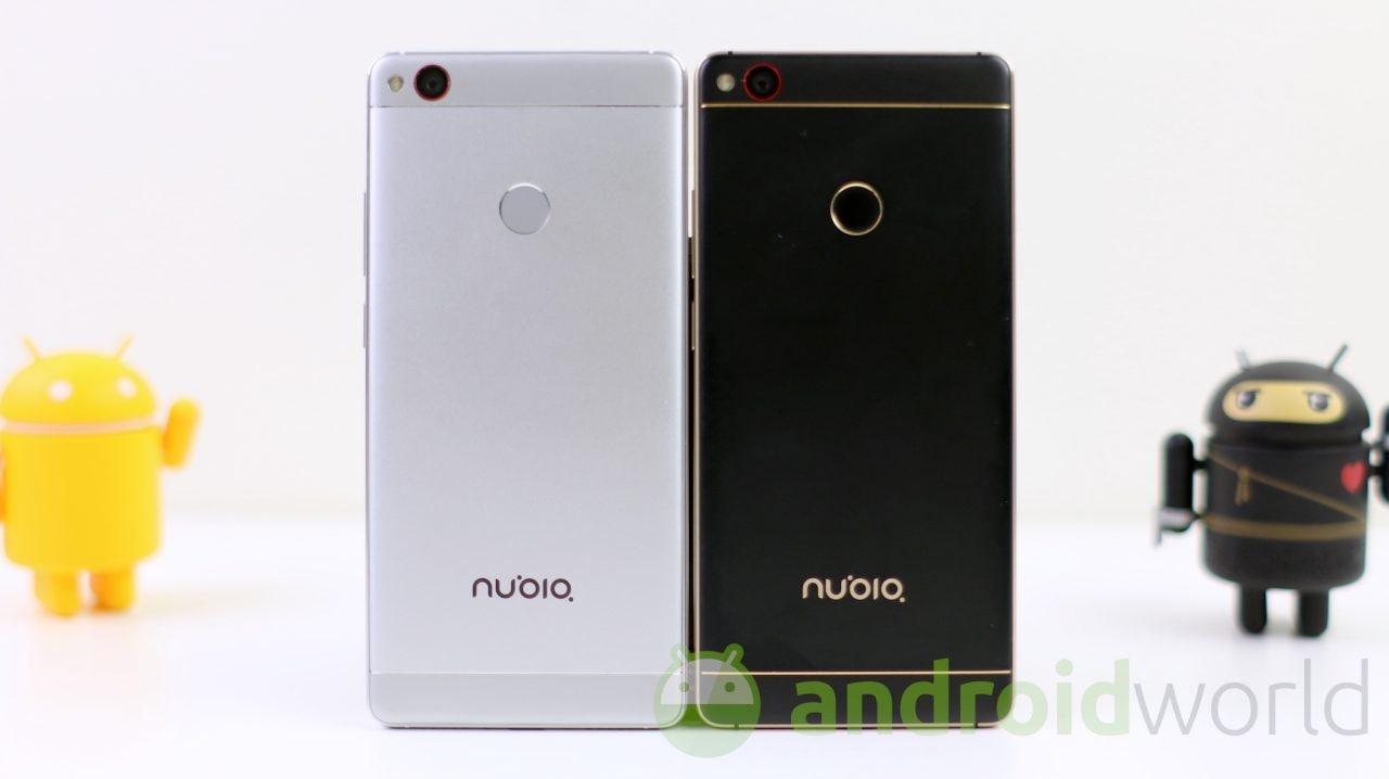 Nubia Z11: arriva l'aggiornamento della Nubia UI alla versione 1.21, ecco le novità!