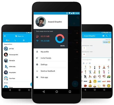 Microsoft segue le orme di Facebook e Google: arriva Skype Lite, ma non in Italia (e chi se ne frega: ecco il download apk!)