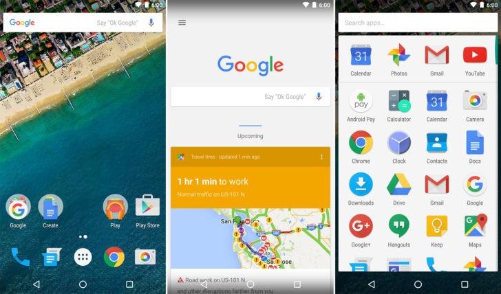 Preparatevi a dire addio a Google Now Launcher: sarà rimosso dallo store (foto)