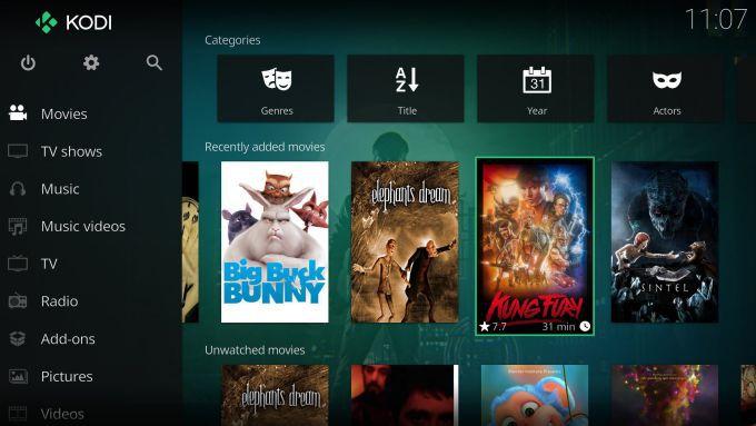 Disponibile Kodi 17 stabile: provate subito la nuova interfaccia su PC ed Android!