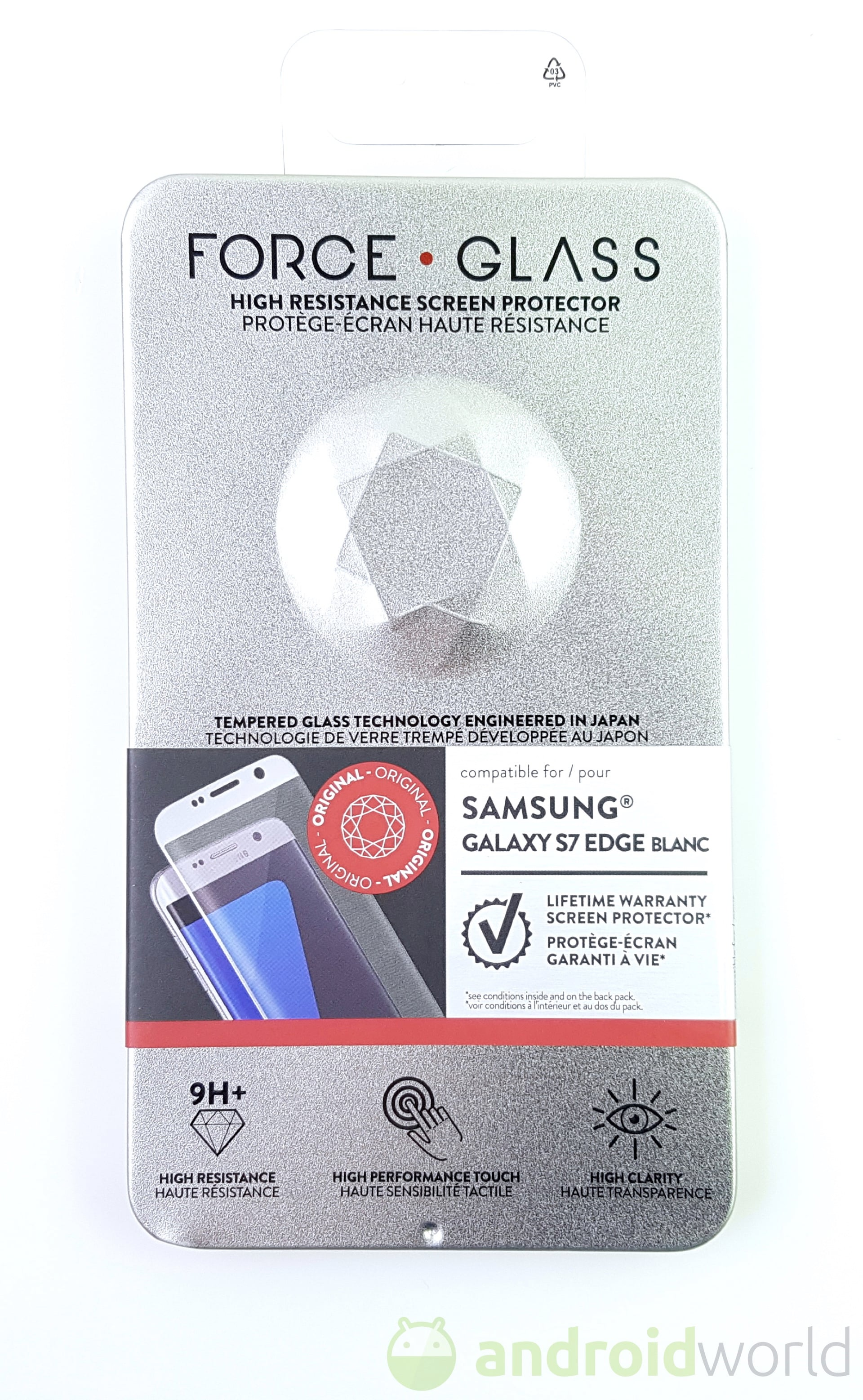 Confezione Force Glass Galaxy S7 edge – 1