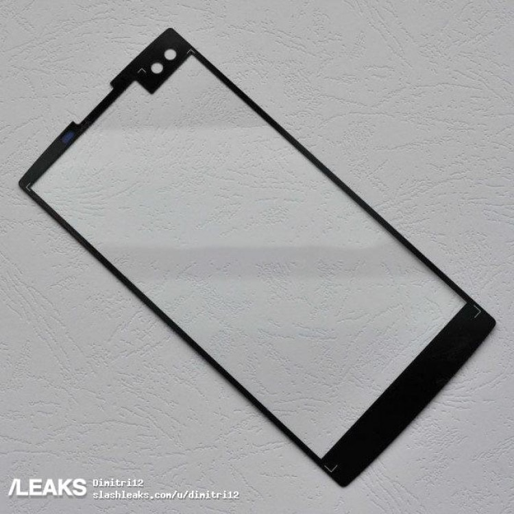 LG V30 pannello frontale – 1