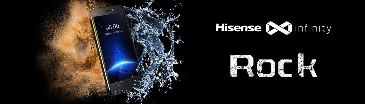Hisense c30 rock e a2 caratteristiche tecniche uscita for Hisense italia