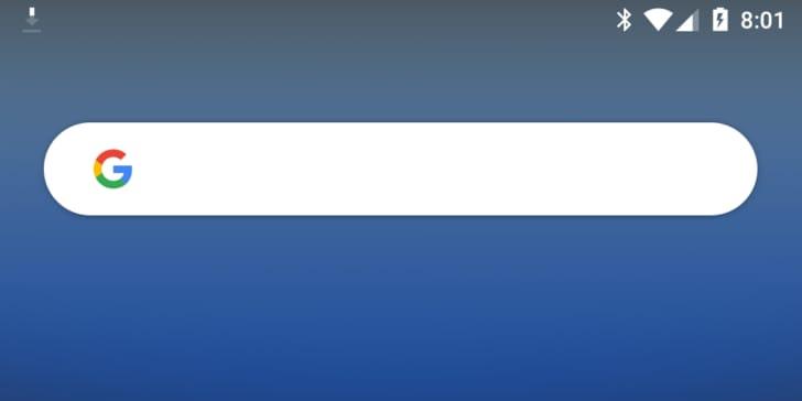 Pixel Launcher torna al passato: addio al tasto di ricerca, ritorna la vecchia barra?