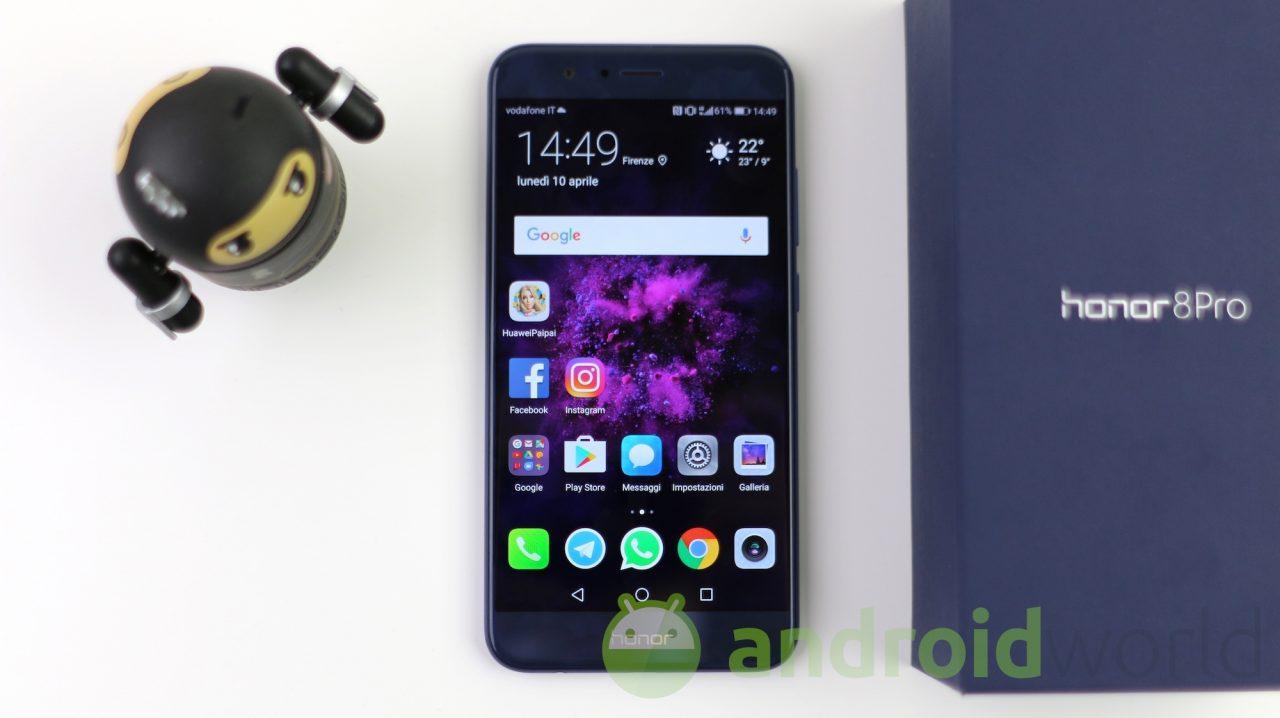 Honor 8 Pro e Honor 6X dovrebbero ricevere Android Oreo entro fine anno