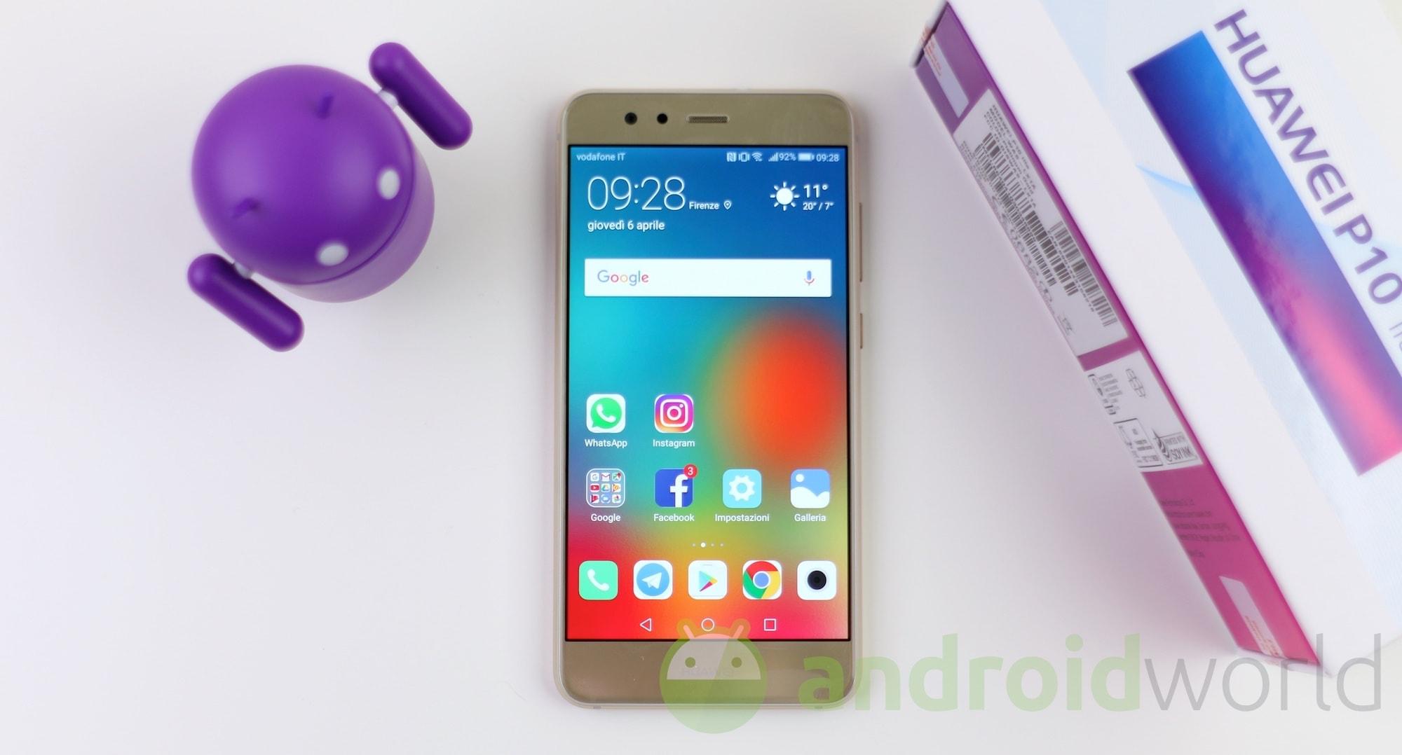 Huawei P10 Lite La Recensione Foto E Video Foto 1 Di 5