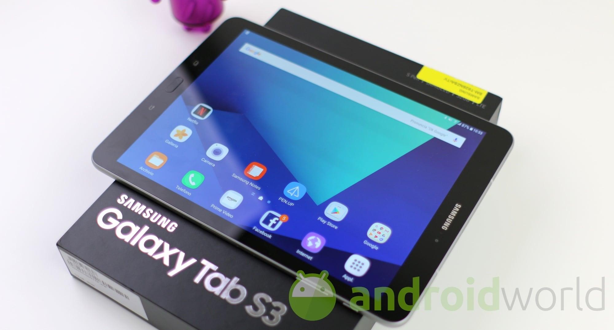 Samsung Galaxy Tab S3 def – 3