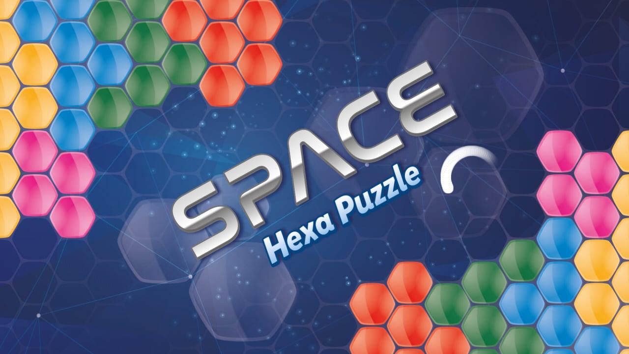 Mettete alla prova la vostra abilità negli incastri con Space Hexa Puzzle (foto)