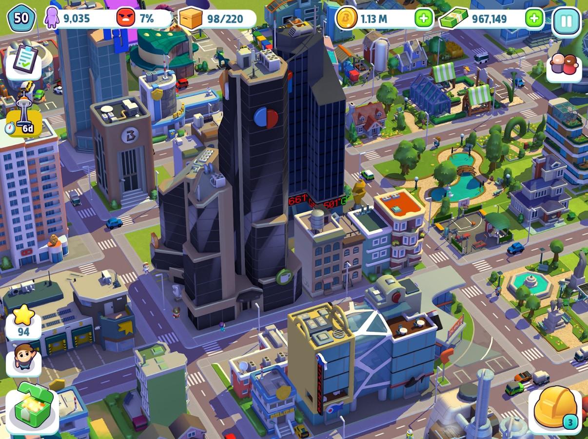 City Mania è il SimCity di Gameloft: costruite la città più
