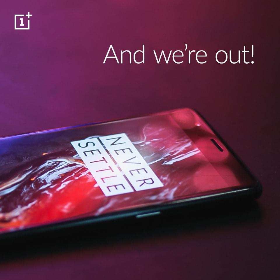 Peccato: non potete più comprare uno OnePlus 3T da 128 GB! (aggiornato: ma forse potrete in futuro)