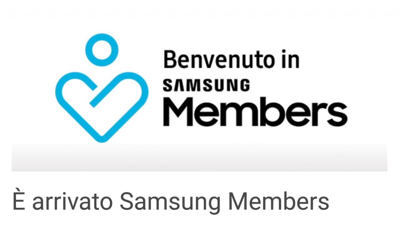 Samsung Members è la nuova app esclusiva per i prodotti dell'azienda coreana (foto)