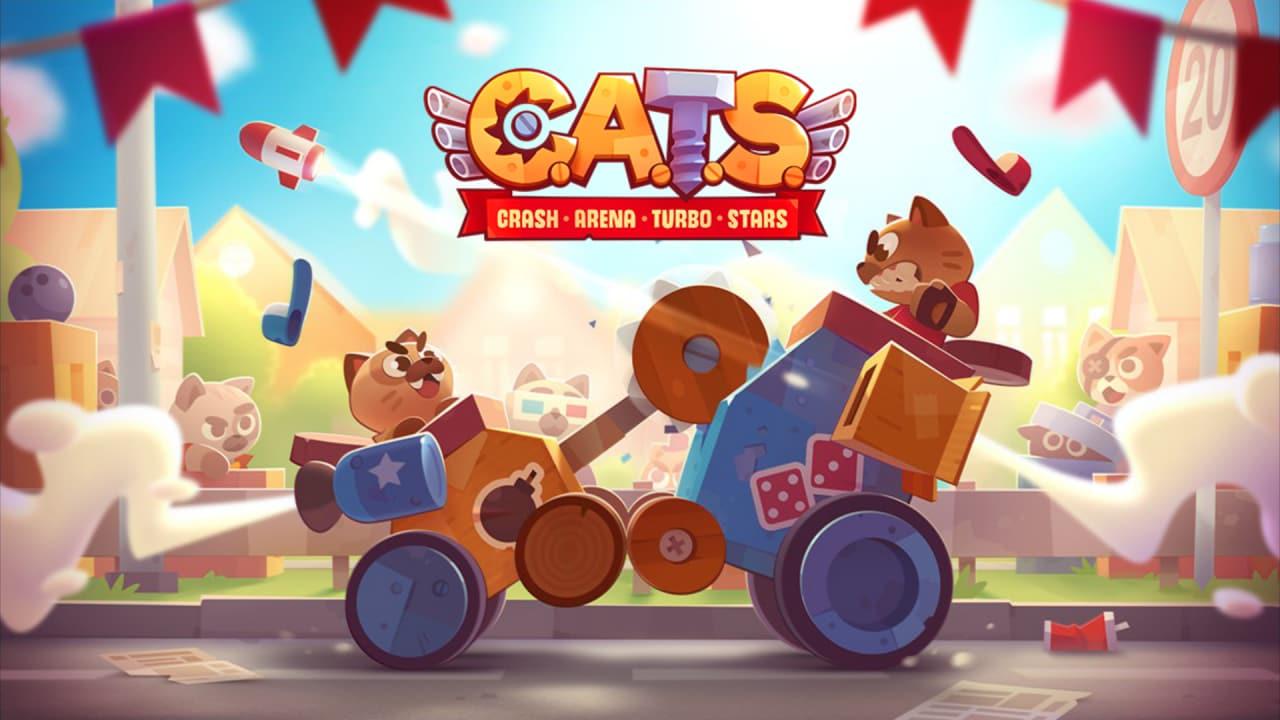 CATS: Crash Arena Turbo Stars porta le Robot Wars sul vostro smartphone (foto e video)