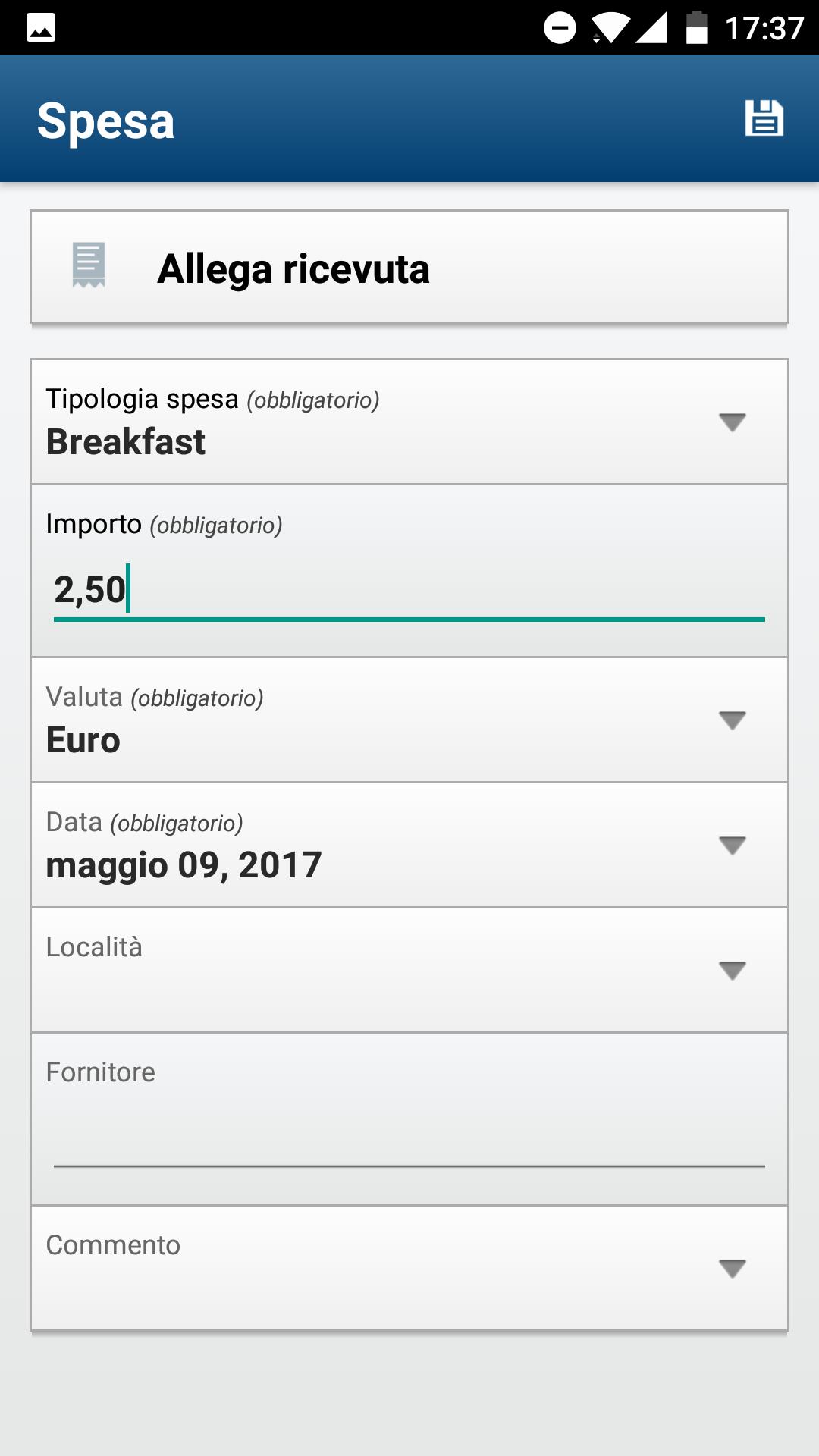 Concur L App Per Semplificare La Gestione Delle Spese Di