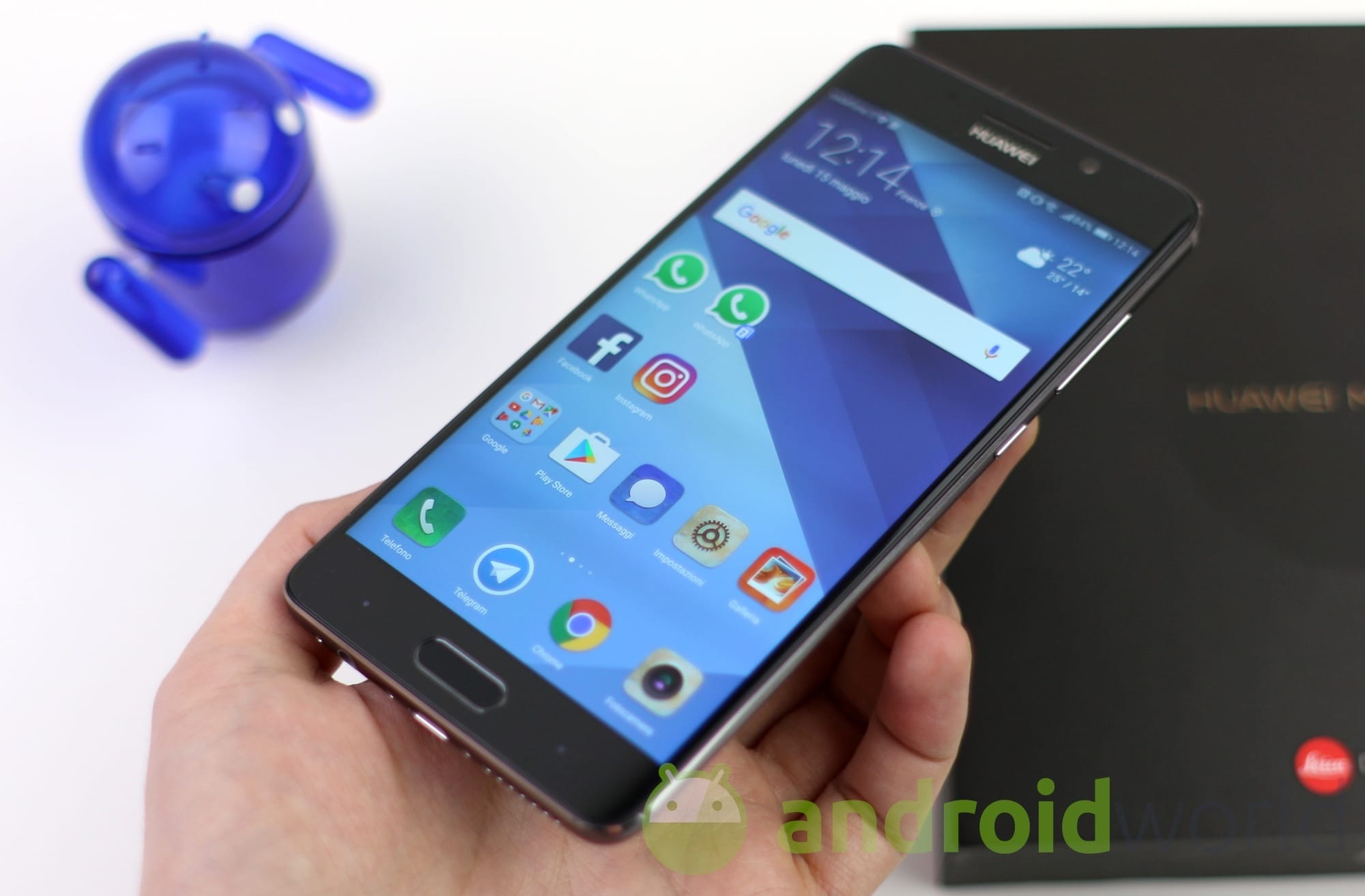 Huawei Mate 9 Pro def – 9