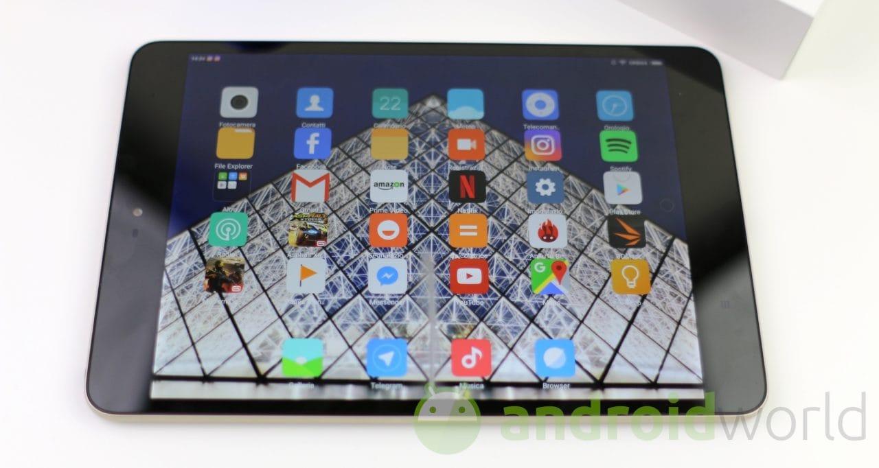 Niente Xiaomi Mi Pad in Europa, a meno di un cambio all'anagrafe