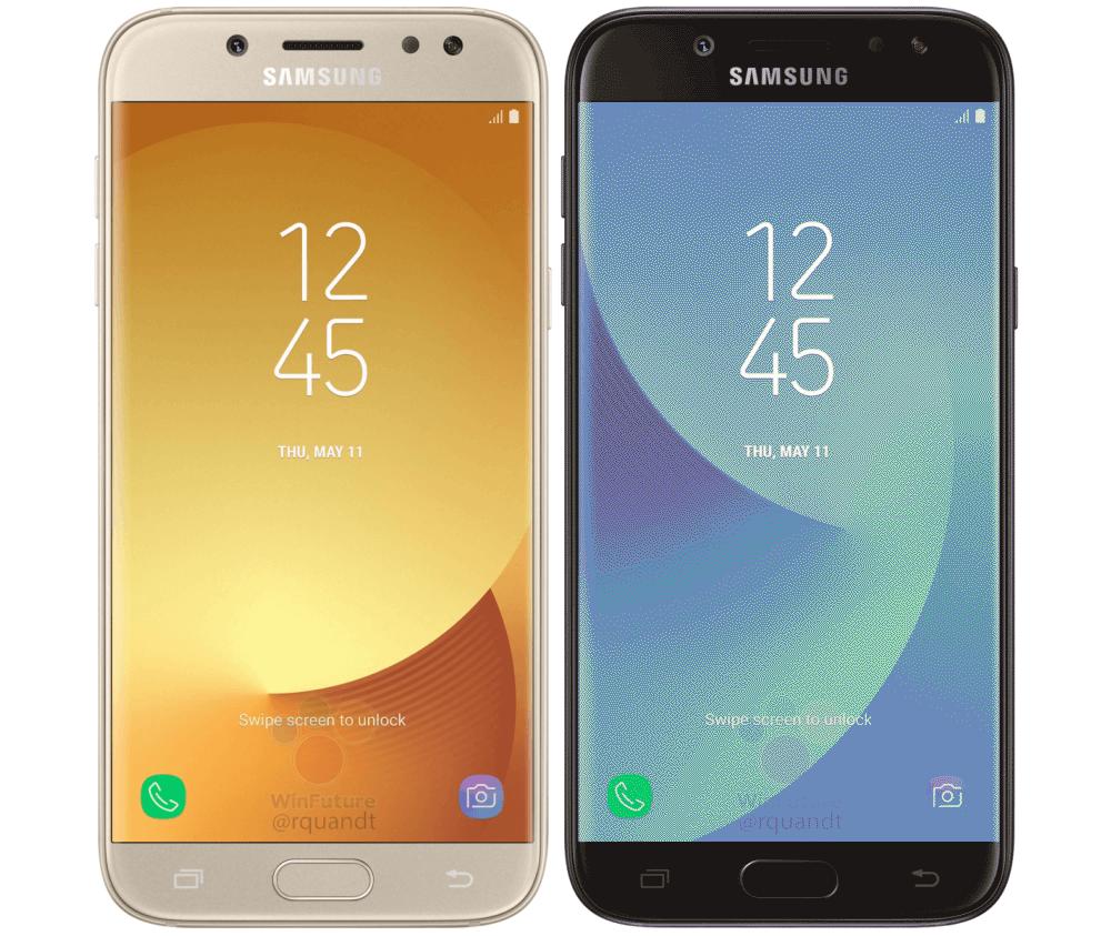 Samsung Galaxy J5 e J7 2017 praticamente svelati: caratteristiche ed immagini piuttosto interessanti