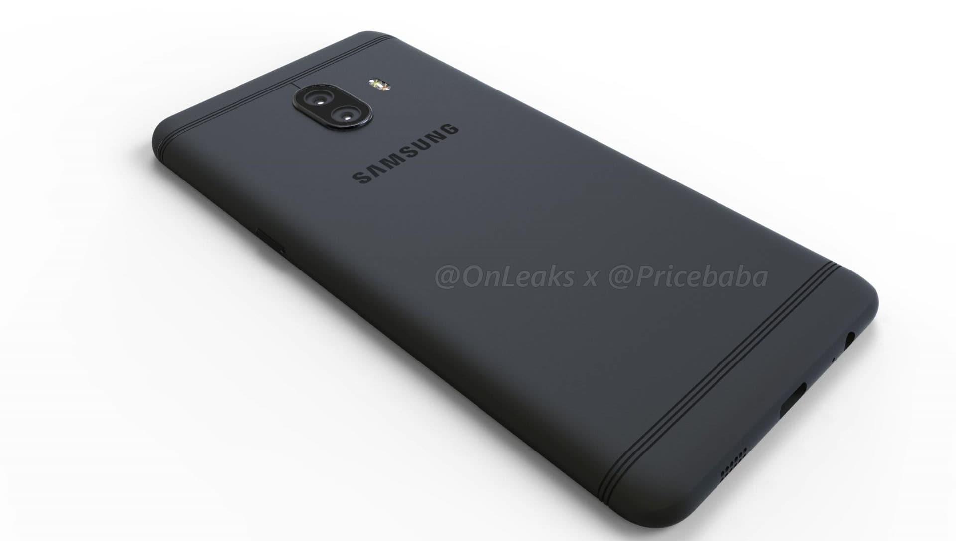 Questo 232 Primo Smartphone Samsung Con Doppia Fotocamera