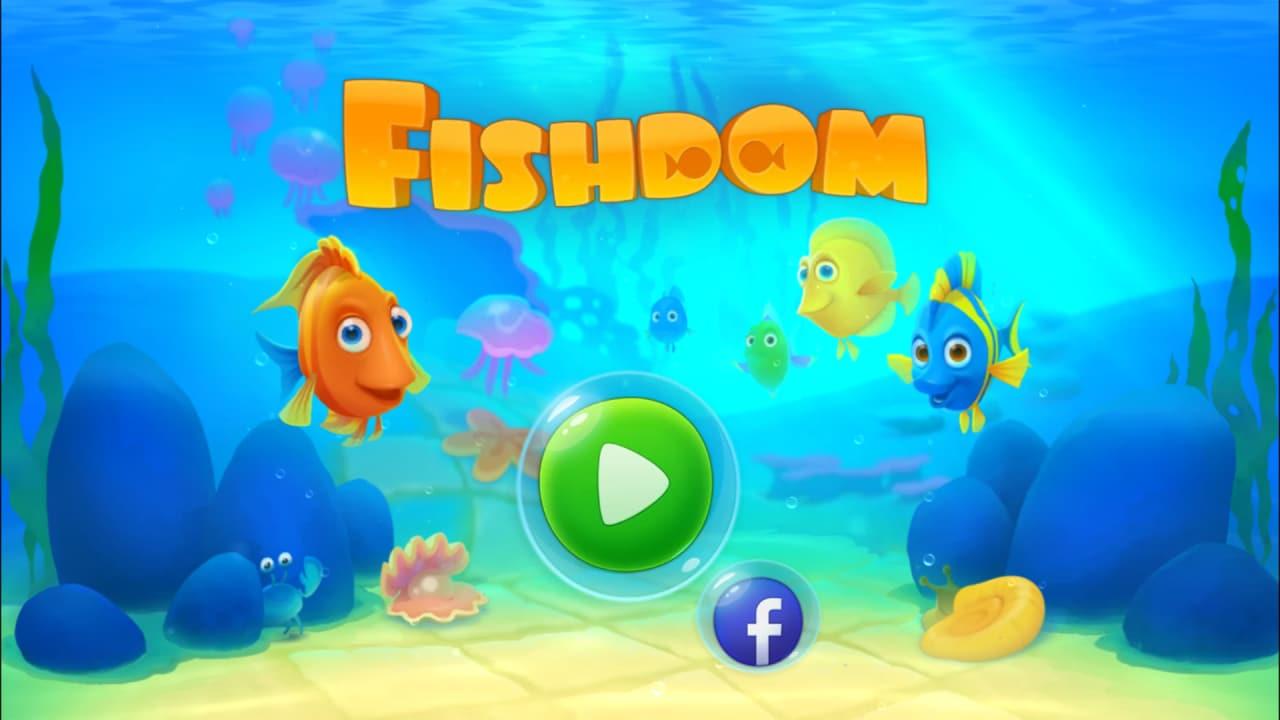 gioco fishdom