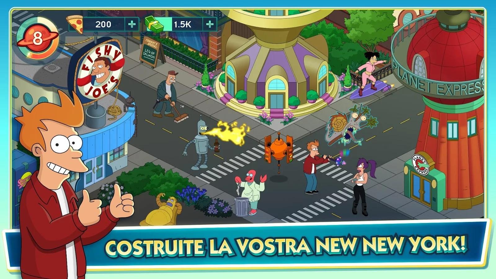 Futurama Worlds Of Tomorrow – 1