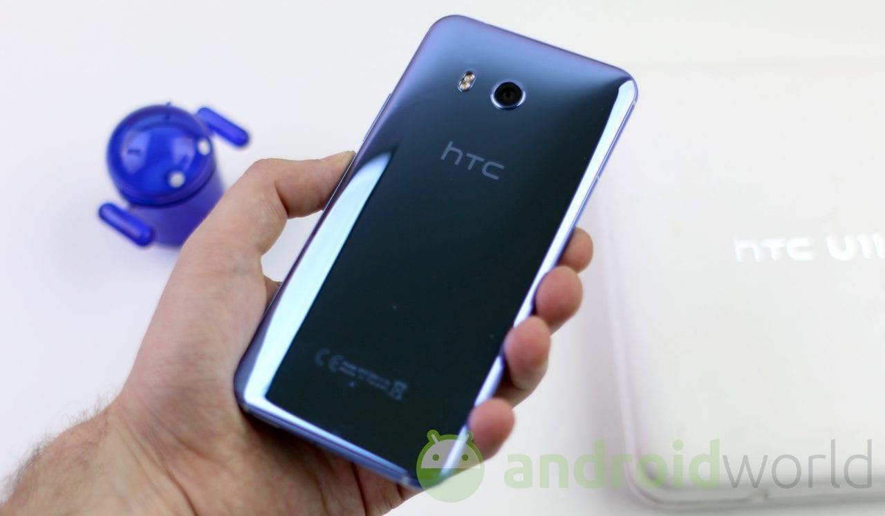 HTC Edge Sense si aggiorna col supporto ad Alexa (ma non per tutti)