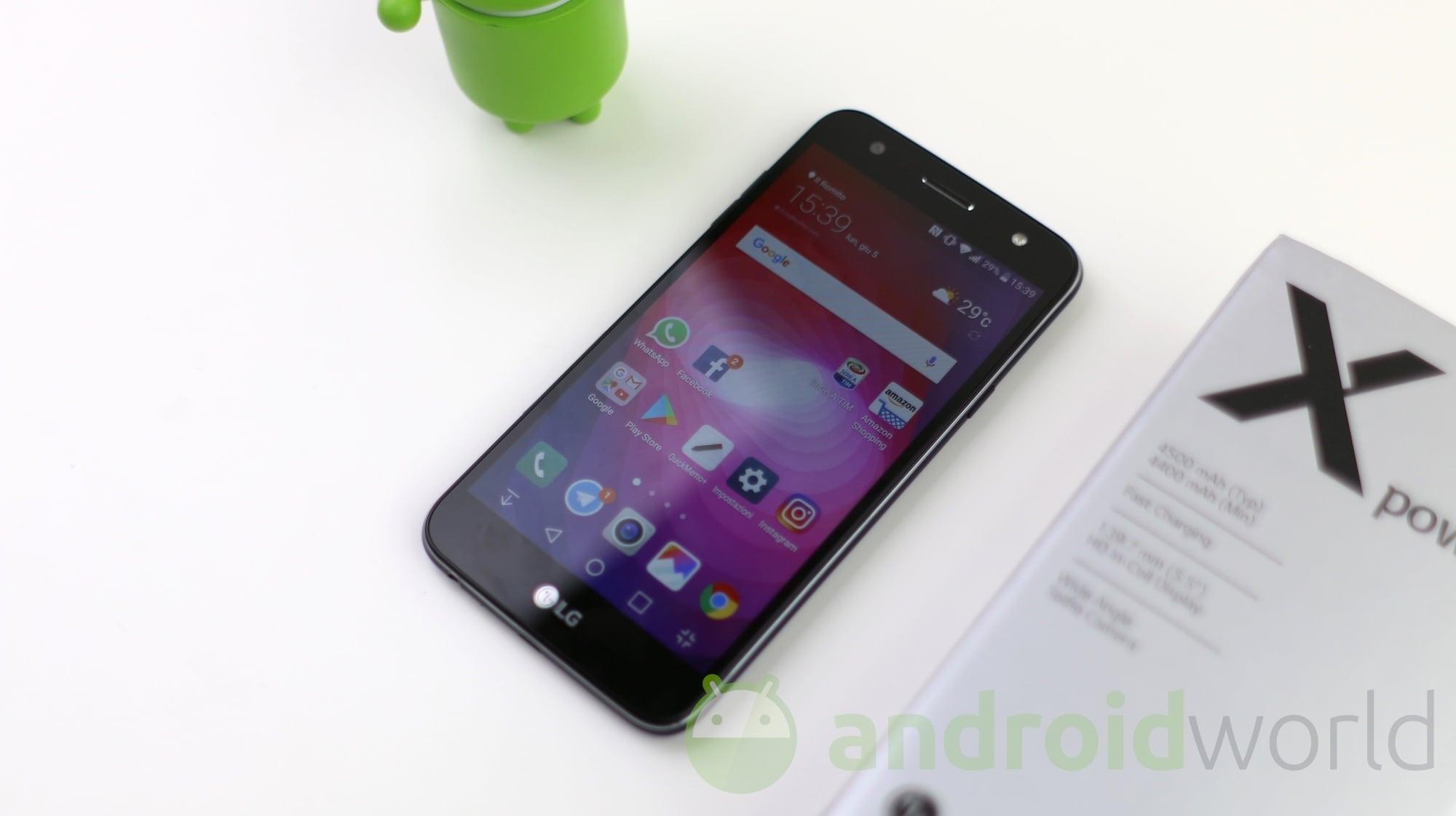 LG X Power 2 def – 3