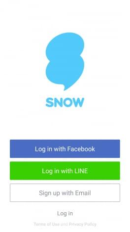 SNOW: sticker ed effetti animati per i video da mandare agli amici (foto)